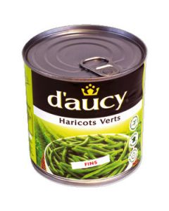 Haricots verts fins 1/2