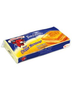Fromage Fondu, Toastinette, Croque Monsieur, 20 Tranches, 340 g.