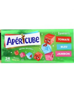 Apericubes, Fromage de Campagne, 125g.