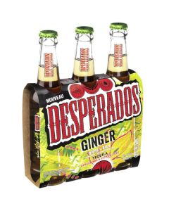 Biere, Ginger, 3x33Cl.