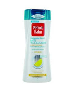 Shampooing, Expert, Anti-pelliculaire, Citron, 250ML.