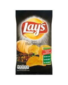 Chips saveur Barbecue, 145g