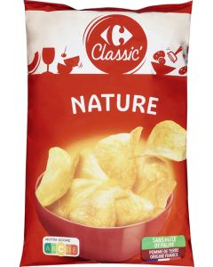 Chips, Nature, 200G.
