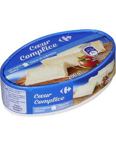 Ovale 200g Carrefour.