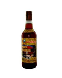 Punch Vanille, 70cl.