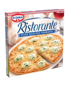 Pizza, 4 Fromages, 340g.