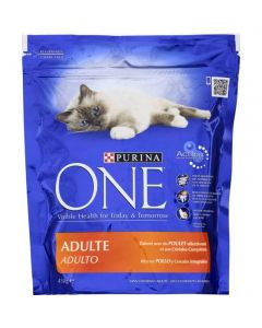 Croquettes chat adulte, 450G