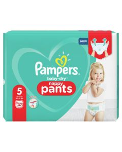 Couches baby dry, nappy pants T5 X37