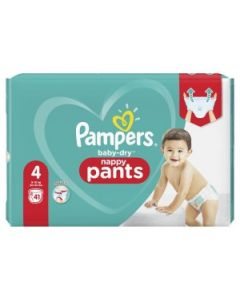 Couches baby dry, nappy pants T4 X41